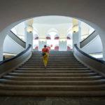Haupttreppe in der Universität Zürich