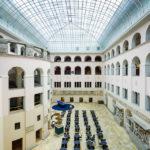 Innenansicht der Universität Zürich