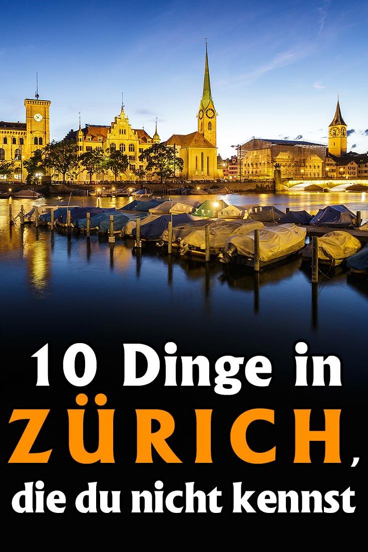 Zürich: Reisebericht mit 10 versteckten Orten und Plätzen, den besten Sehenswürdigkeiten, Fotospots sowie allgemeinen Tipps und Restaurantempfehlungen.
