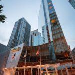 Außenansicht des Hotels Sofitel Chicago Magnificent Mile