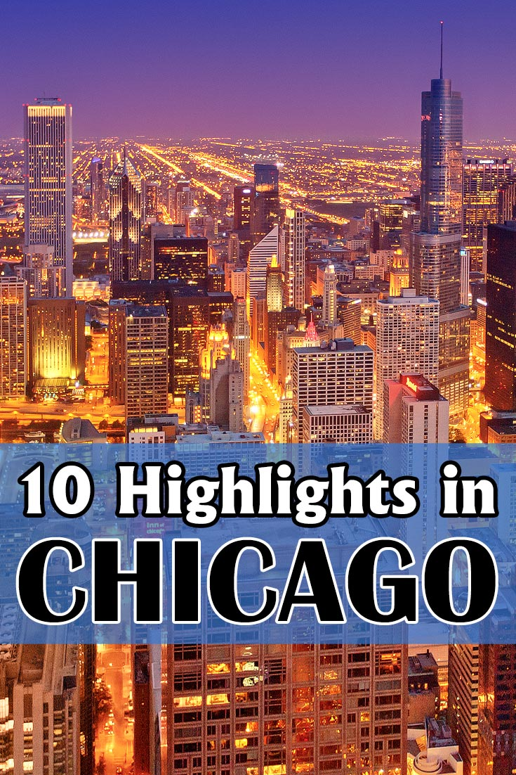 Chicago, USA: Reisebericht mit Erfahrungen zu Sehenswürdigkeiten, den besten Fotospots sowie allgemeinen Tipps für The windy city