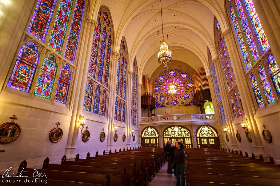 Saint James Chapel in Chicago
