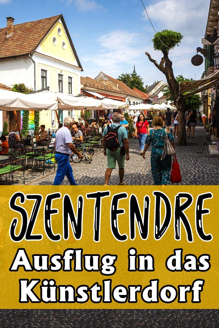 Szentendre: Reisebericht mit Infos über einen Tagesausflug von Budapest, Erfahrungen zu Sehenswürdigkeiten, den besten Fotospots sowie allgemeinen Tipps.