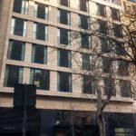 Außenansicht des Hotel H10 Art Gallery in Barcelona