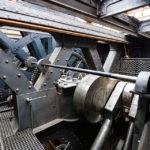 Maschinenraum im Museumsschiff Brunel's SS Great Britain