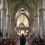 Innenansicht der Bristol Cathedral