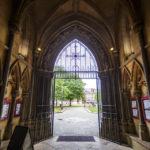 Eingangsportal der Bristol Cathedral