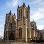 Außenansicht der Bristol Cathedral