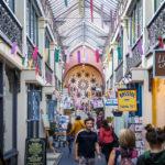 Kleine Passage The Clifton Arcade in Bristol