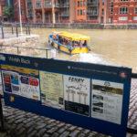 Anlegestelle der Bristol Ferry Boats