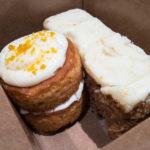 Hausgemachte Kuchen im Café Friska