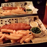 Fish & Chips im King William Ale House