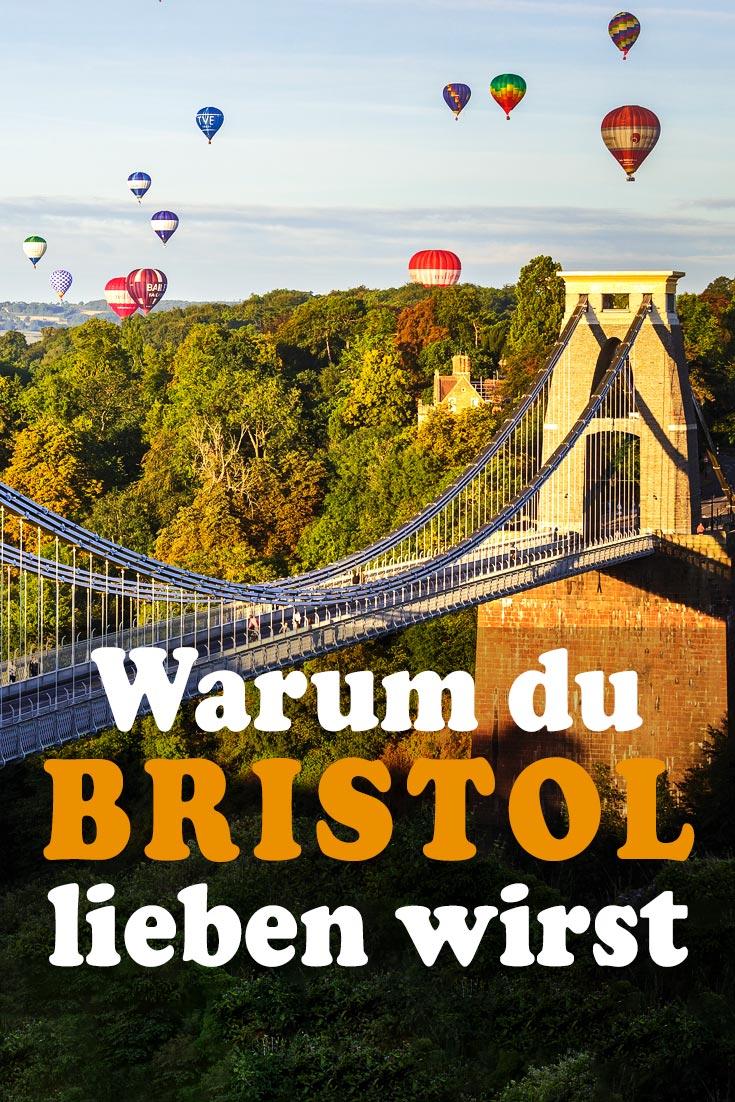 Bristol, England: Reisebericht mit Erfahrungen zu Sehenswürdigkeiten, den besten Fotospots sowie allgemeinen Tipps und Restaurantempfehlungen.