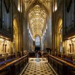 Innenansicht der St. Mary Redcliffe Church