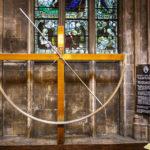 Das chaotische Pendel in der St. Mary Redcliffe Church