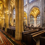 Innenansicht der St. Mary Redcliffe Church