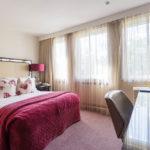 Doppelzimmer im The Bristol Hotel
