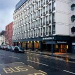 Außenansicht des The Bristol Hotel