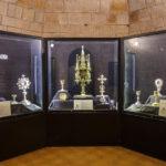 Museum in der Kirche Basílica de Santa Maria del Pi in Barcelona