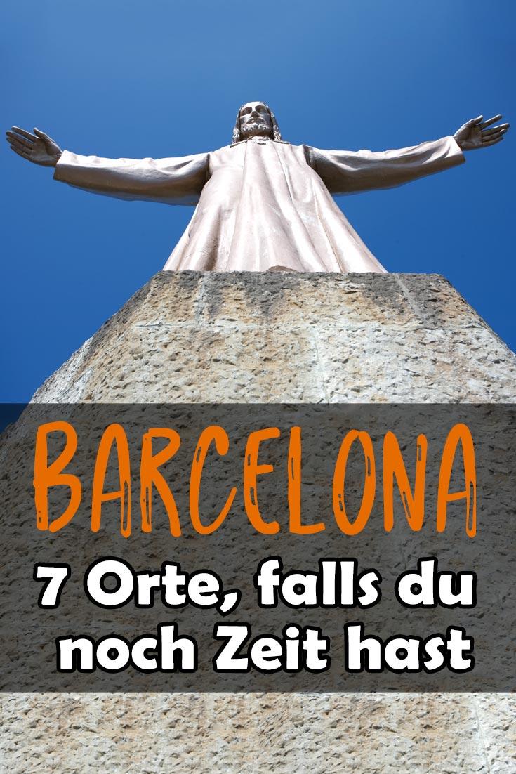 Barcelona, Spanien: 7 Tipps, falls du noch Zeit hast plus alle Sehenswürdigkeiten, die besten Fotospots sowie allgemeine Tipps und Restaurantempfehlungen.