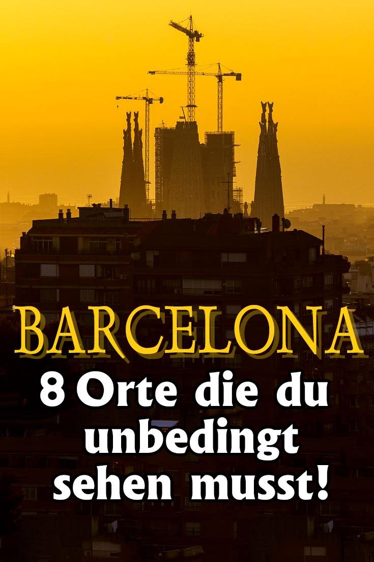 Barcelona, Spanien: Reisebericht mit allen Sehenswürdigkeiten, den besten Fotospots sowie allgemeinen Tipps und Restaurantempfehlungen.