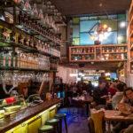 Die Tapas-Bar Cu-Cut Taverna Gastronomica in Barcelona