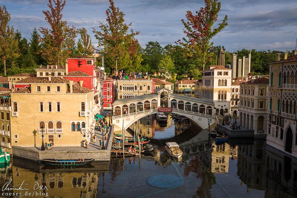 Venedig im Legoland Deutschland Resort in Günzburg