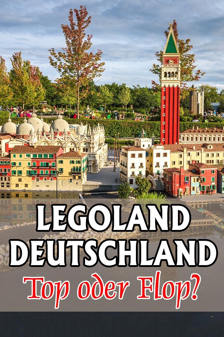 Legoland Deutschland Resort in Günzburg: Erfahrungsbericht mit Tipps zu Sehenswertem, den besten Fotospots sowie allgemeinen Hinweisen.
