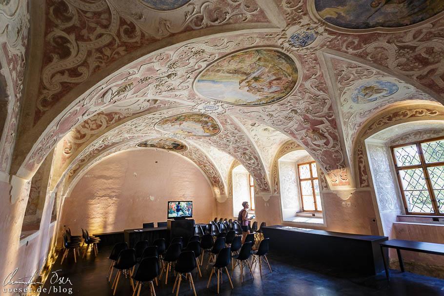 Kapitelsaal im Dominikanerkloster in Ptuj