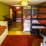 Doppelzimmer im Muzikafe Bed & Breakfast in Ptuj