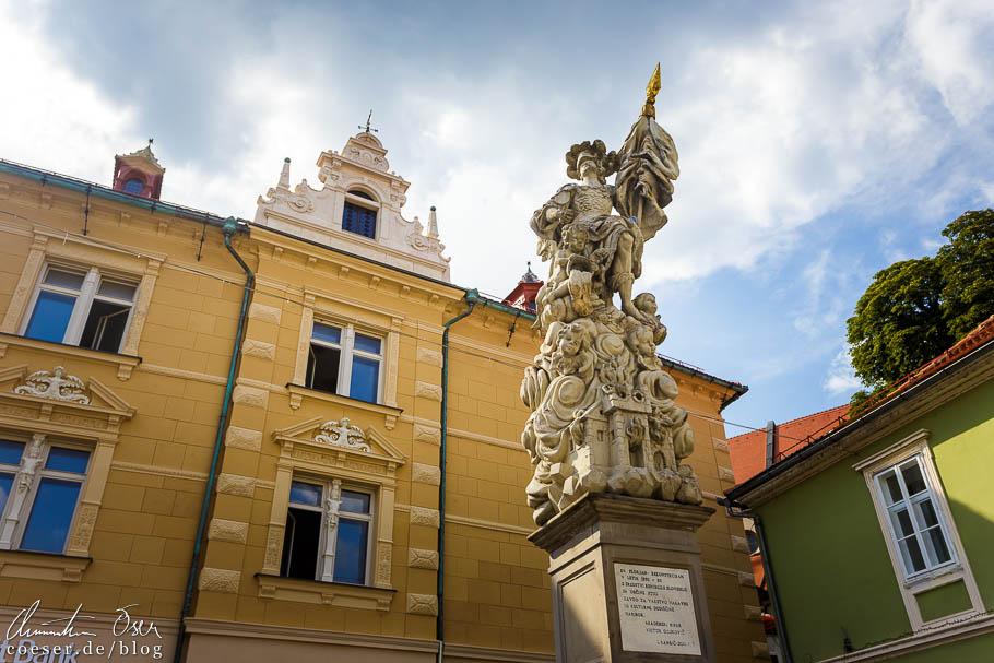 St.-Florian-Denkmal in Ptuj