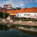Das Restaurant Gostilna Ribič in Ptuj