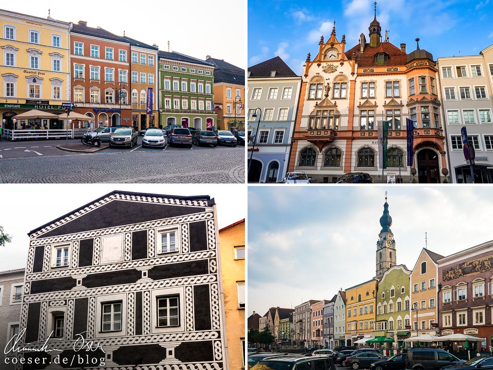 Hauptplatz von Braunau