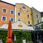 Das Hotel Mayrbräu in Braunau