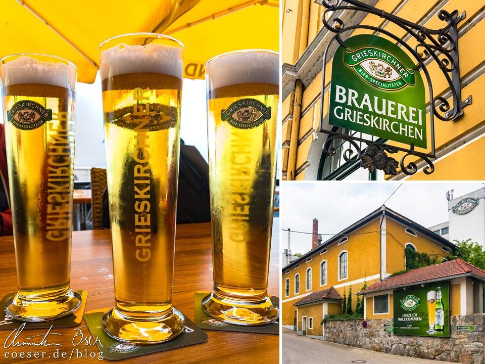 Grieskirchner Pils und die Brauerei Grieskirchen