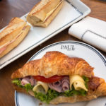 Frühstück in der Bäckerei Paul in Bukarest