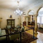 Führung durch die Räume der Casa Ceauşescu