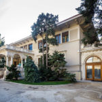 Außenansicht der Casa Ceauşescu