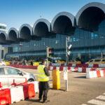 Der Flughafen Bukarest Otapendi