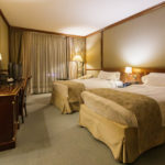 Doppelzimmer im Hotel Intercontinental in Bukarest