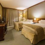 Doppelzimmer im Hotel Intercontinental in Bukarest