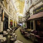Die Vilacrosse-Passage in Bukarest