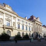 Die Nationalbank von Bukarest
