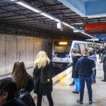 Die Metro von Bukarest