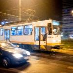Die Straßenbahn von Bukarest