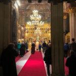 Blick in die Patriarchalkathedrale St. Konstantin und Helena