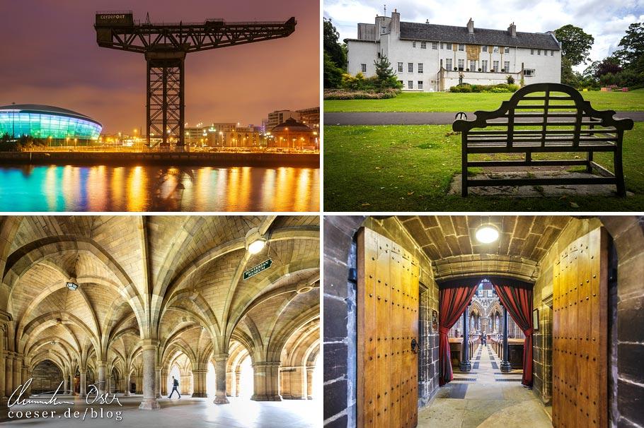 Sehenswürdigkeiten in Glasgow