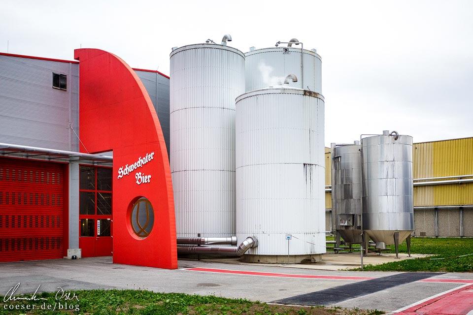 Neues Sudhaus der Brauerei Schwechat von 2006