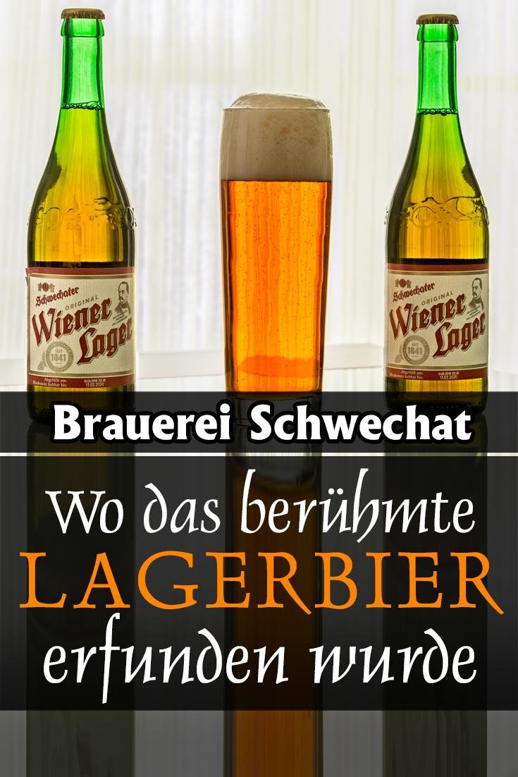 Brauerei Schwechat: Erfahrungsbericht zur Brauereiführung mit Details zur Geschichte (Erfindung des Lagerbiers durch Anton Dreher) und vielen Fotos.