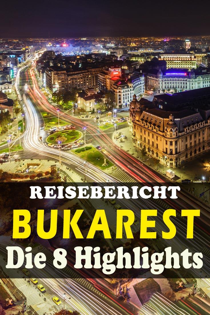 Bukarest, Rumänien: Reisebericht mit Erfahrungen zu Sehenswürdigkeiten, den besten Fotospots sowie allgemeinen Tipps und Restaurantempfehlungen.